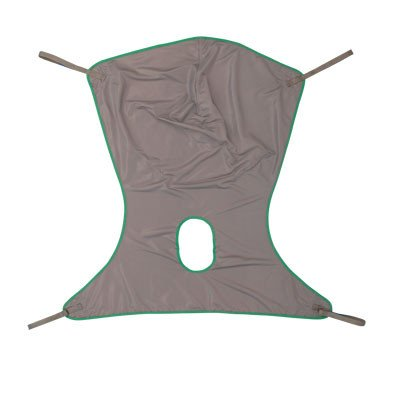 Invacare Comfort Sling w/ Commode - Polyester Fabric