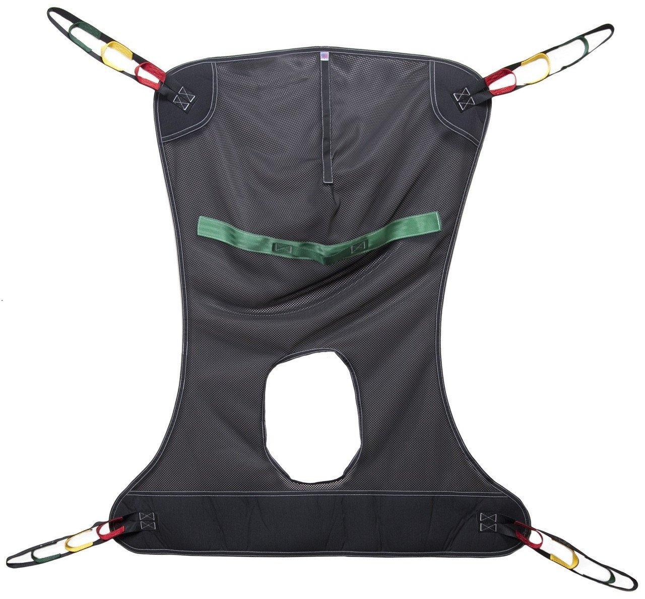 Lumex Full Body Sling - Mesh Commode - XL