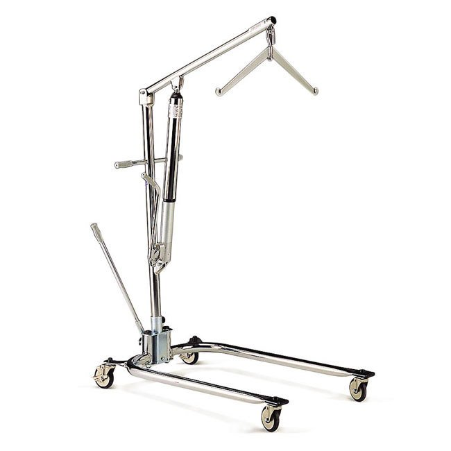 Hydraulic Lift Scale : Hoyer classic patient lift