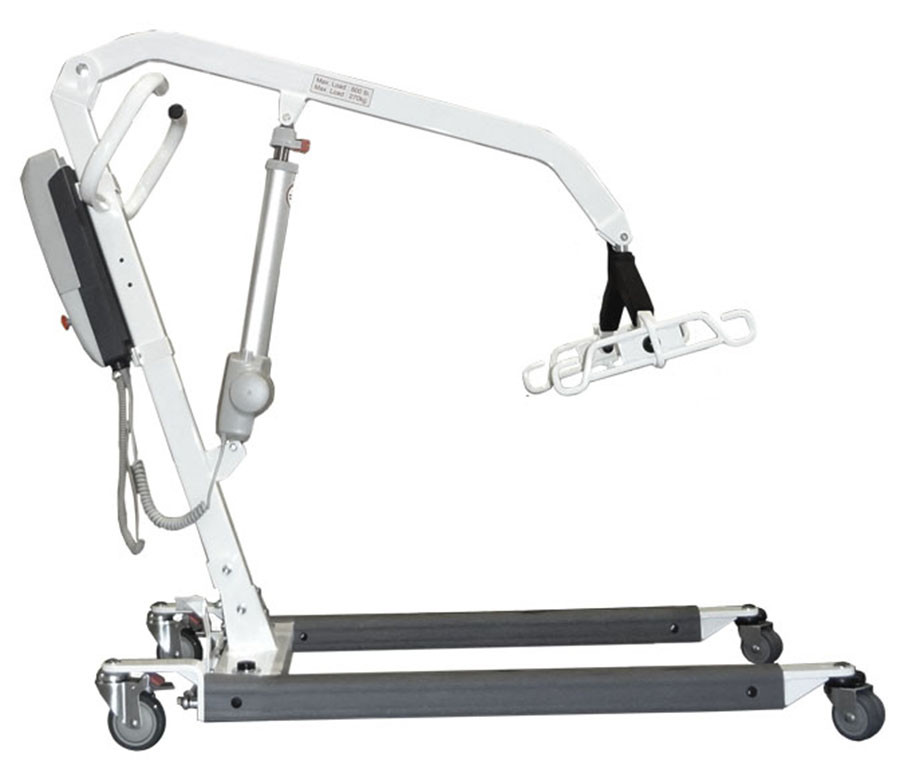 Medline Power Elevating 600lb Electric Patient Lift