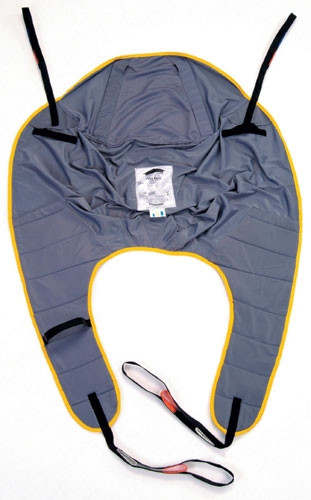 Hoyer Full Back Padded Sling - X-Large - View 1