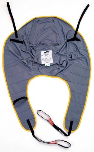 Hoyer Bariatric Full Back Padded Sling - Large - View 1