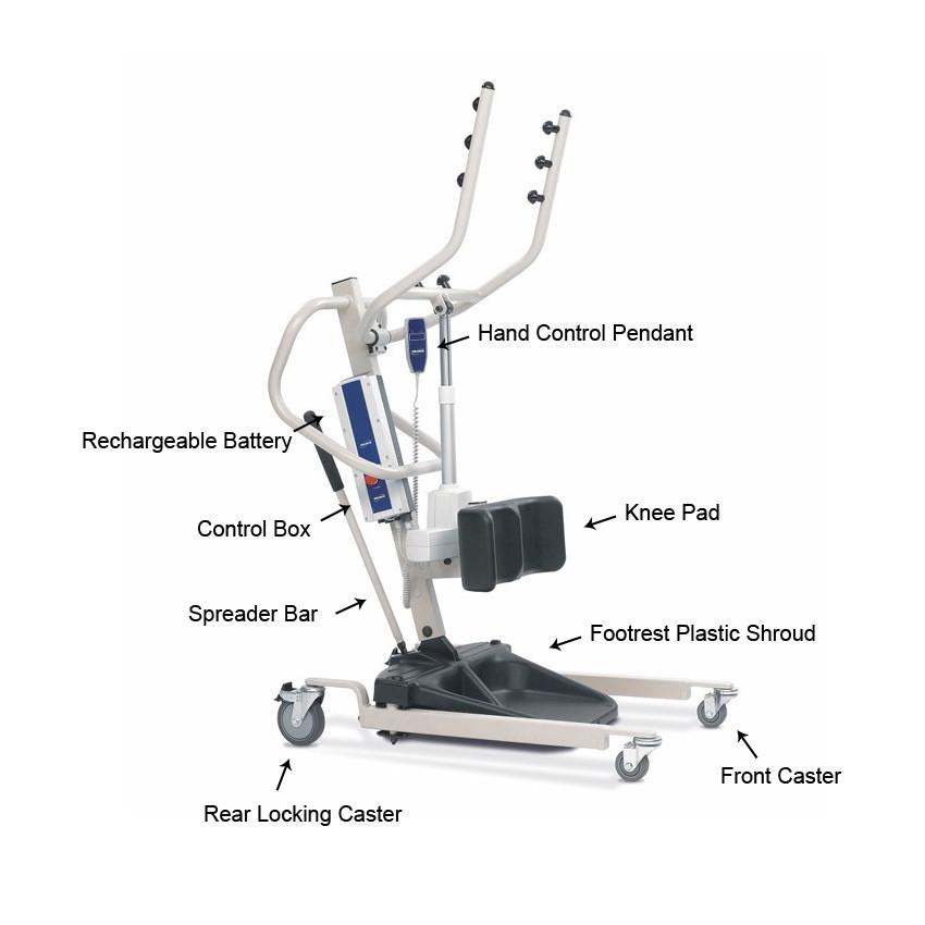 Invacare RPS350 Parts