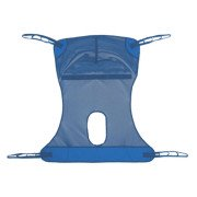 Medline Full Body Sling w/ Commode