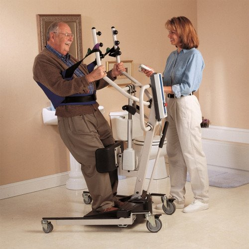 Invacare Reliant Plus 350 With Low Base Rps350 1 Stand Up