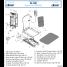 Aquajoy Premier Bath Lift BL100 - Part Diagram