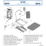 Aquajoy Premier Bath Lift BL100 - Part Diagram