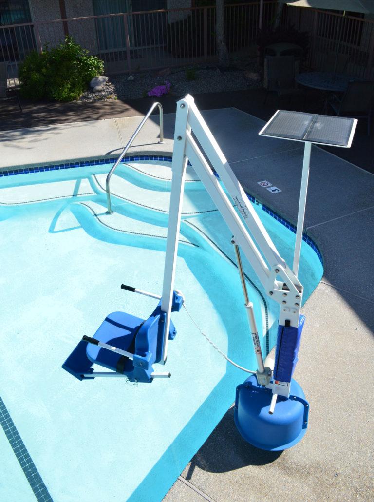 Aqua Creek Titan 600 Pool Lift F 600tl