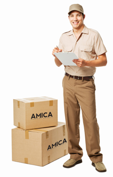 Amica Delivery Services